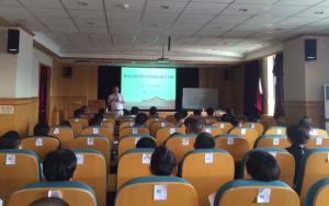 著名网络营销专家讲师培训师刘杰克教授应邀授课北京大学